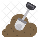 Shovel Farm Farming Icon