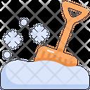 Shovel Cold Tool Icon