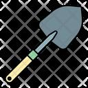 Shovel Tool Gardening Icon