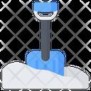 Shovel Spade Snow Icon