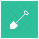 Shovel Digging Constructor Icon