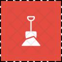 Shovel Trowel Spatula Icon