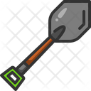 Shovel Work Tools Digging Icon