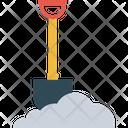 Shovel Digging Tool Gardening Tool Icon