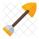Shovel Tool Industry Icon