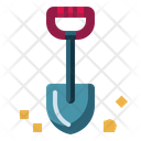 Shovel Tool Building Icon