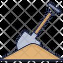 Shovel Spade Digging Icon