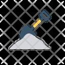 Shovel Soil Garden Icon