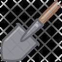 Shovel Spade Tillage Icon