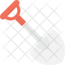 Shovel Spade Construction Icon