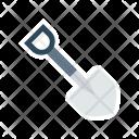 Shovel Trovel Construction Icon