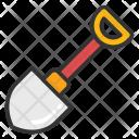 Shovel Trowel Digging Icon
