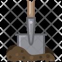 Shovel Earth Tillage Icon