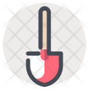 Shovel Firedepartment Fire Icon