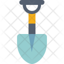 Rake Shovel Garden Icon