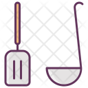 Shovel Scoop Kitchen Icon