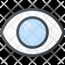 Show View Eye Icon