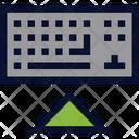 Show Keyboard Icon