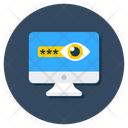 Show Password System Password Laptop Security Icon