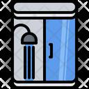 Shower Water Bathroom Icon