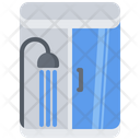 Shower Water Bathroom Icon