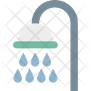 Shower Head Shower Bath Icon