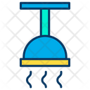 Shower Fountain Water Icon