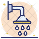 Shower Bath Shower Hygiene Icon
