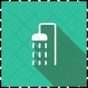 Shower Bath Tub Icon