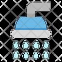 Shower Bathroom Furniture Icon