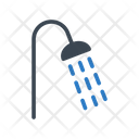 Shower Water Faucet Icon