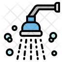 Shower Water Bath Icon