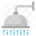 Shower Facility Bath Icon