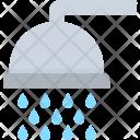 Shower Head Bath Icon