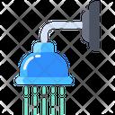 Ashower Bathroom Water Drop Icon