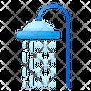 Shower Bath Bathroom Icon
