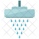Rain Shower Head Icon