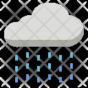 Shower Rain Cloud Icon