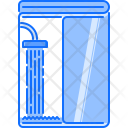 Shower Room House Icon