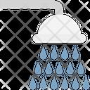 Shower Shower Faucet Bath Shower Icon