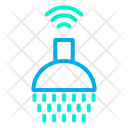 Smart Shower Automation Internet Of Things Icon