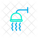Bathroom Bath Water Icon