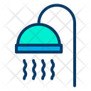 Shower Water Tape Icon