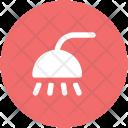 Shower Head Bathroom Icon