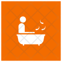 Shower Bath Icon