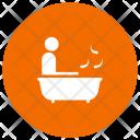 Bath Shower Water Icon