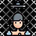 Shower Bathing Icon