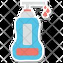 Shower Bottle Icon