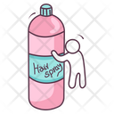 Shower Gel Icon