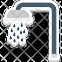 Shower Head Shower Bath Icon